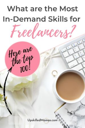 Pinterest pin for What are the Most In-Demand Skills for reelancers?