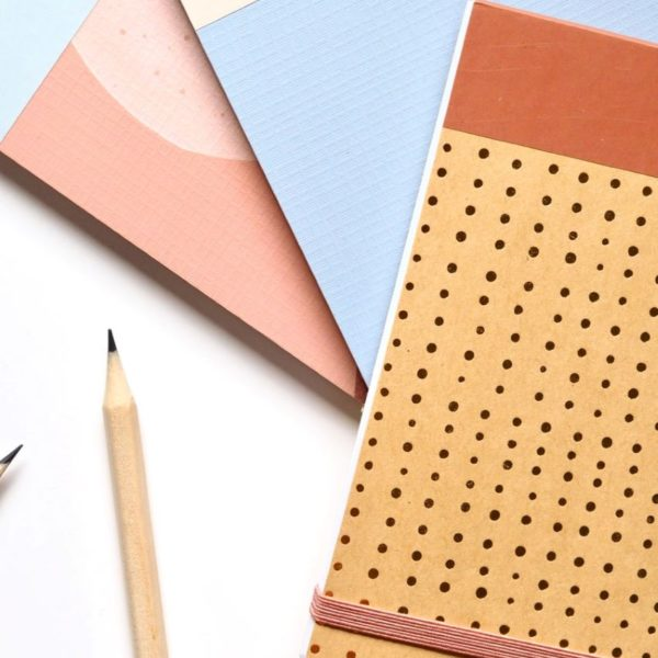 desk flat lay journals jess-bailey-designs - writing tutorial